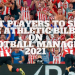 Best Basque Players To Sign For Athletic Bilbao On Football Manager 21