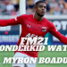 FM21 Wonderkid Watch: Myron Boadu