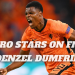 Denzel Dumfries on Football Manager 21: Ratings, Cost, Profile